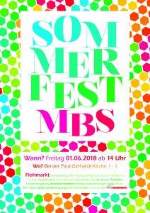 Sommerfest der MBS @ Max Brauer Schule